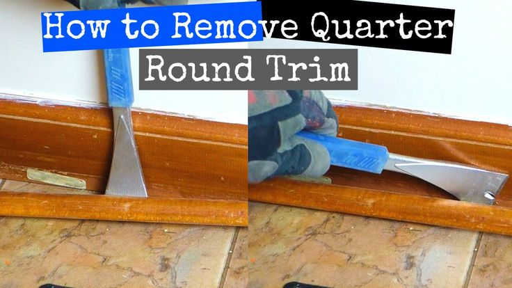 how to cut quarter round molding for ceiling