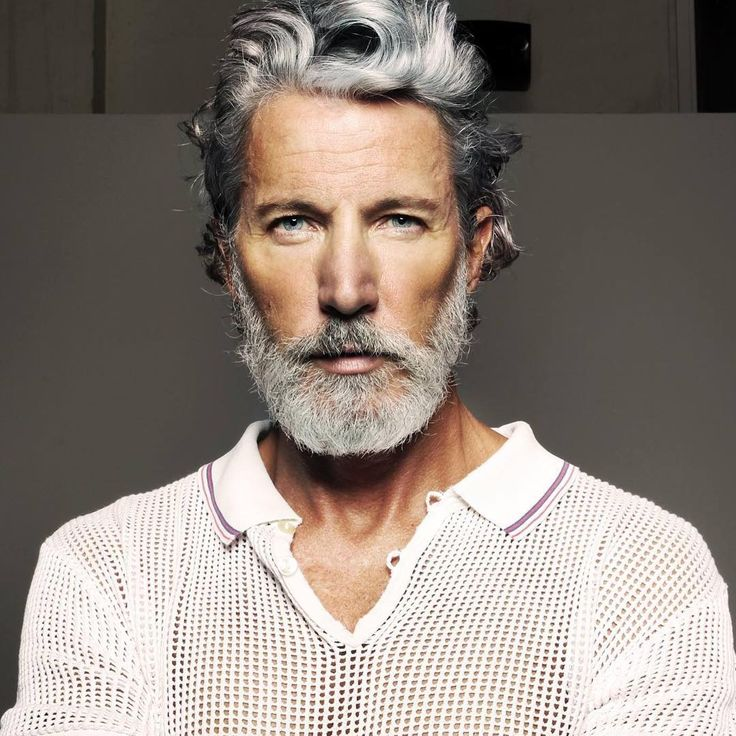 Aiden Shaw by Marcos Domingo Sánchez - Beard Model