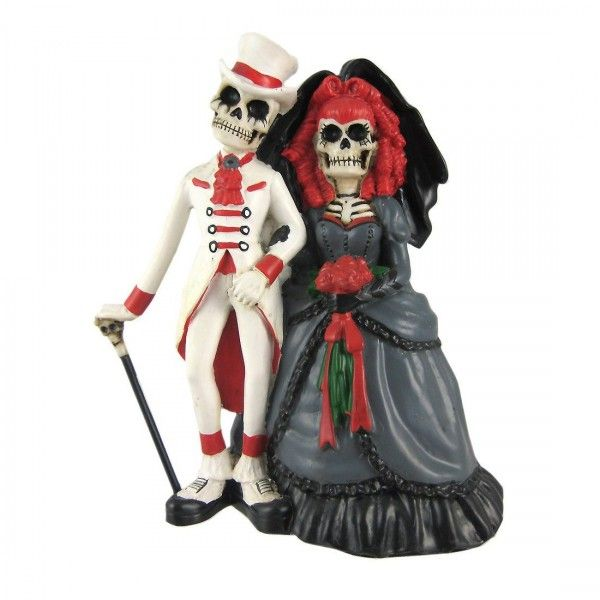 154 best Halloween wedding cake toppers images on Pinterest ...
