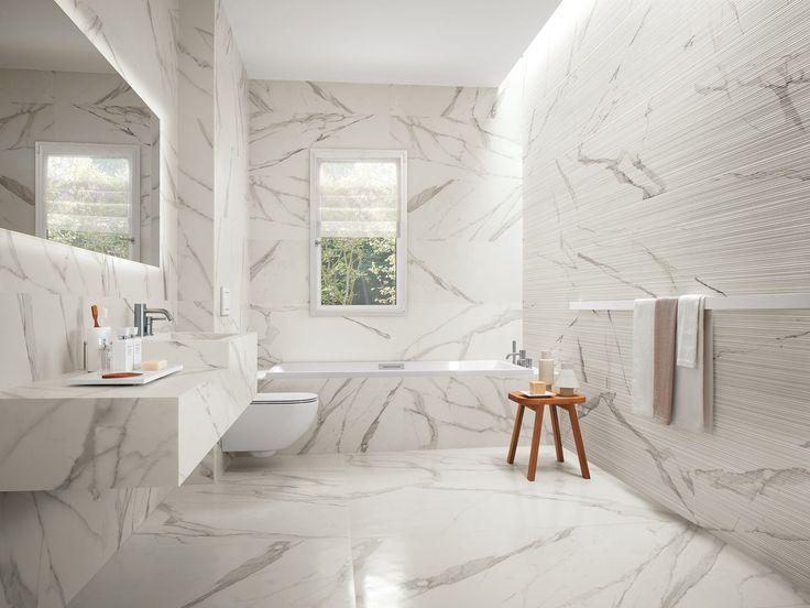 Roma. Marble + stone @fapceramiche