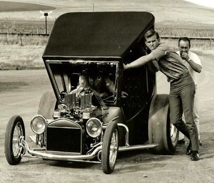 Vintage Hot Rod Pictures 9