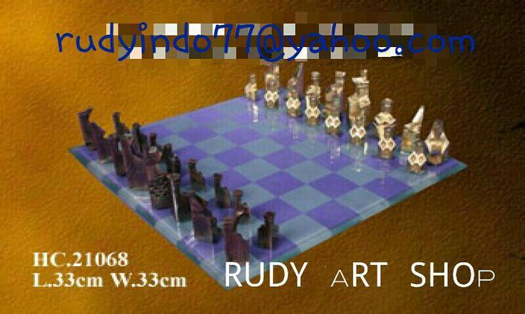 Bronze chess