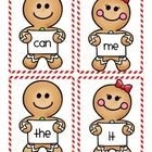 FREE!  Gingerbread Write the Room. Post these gingerbread cards around the classroom and let your students find and write them.  What fun!...