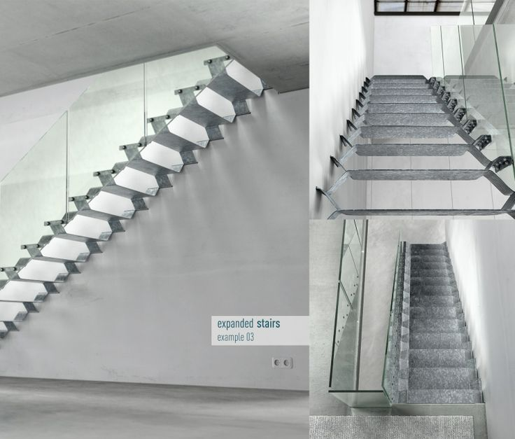 Expanded Stairs by Mr. C. Comanns - Finalist in the Standard Design Category of EeStairs Design Competition.