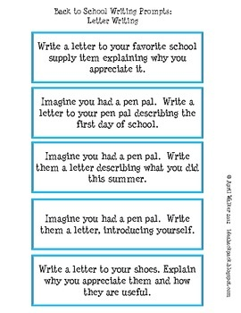 how to teach creative writing in primary school