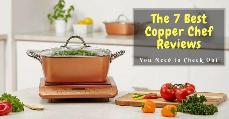 Best Copper Chef Reviews-happycookerz.com