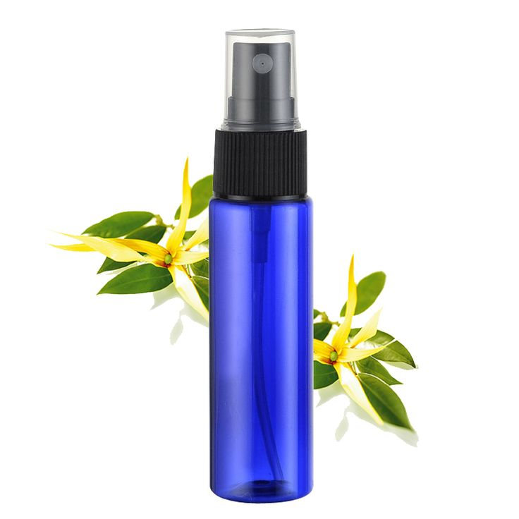 Natural Ylang Hydrosol Floral Water 30ml Whitening Moisturizing Oil Control Face Care for Beauty Gift Refillable Bottle C16