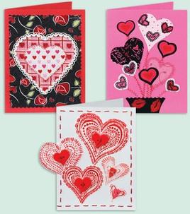 valentine's day card shop