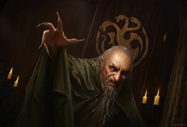 Mad King Aerys II Targaryen