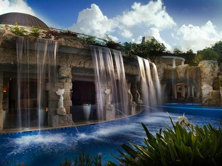 Sandy Lane Hotel, Barbados, West Indies