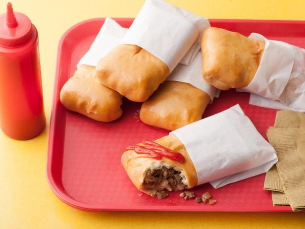 Get Nebraska Handheld Meat Pies Recipe from Cooking Channel