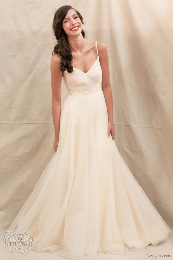 ivy aster wedding dress fall/winter 2011-2012 bridal collection