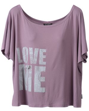 Cocoon Love Me Boxy Top Pink