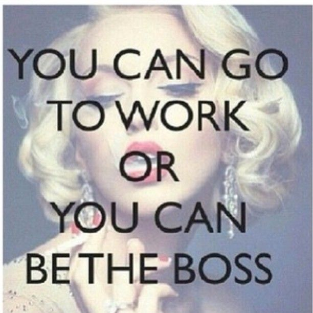 Come join me! http://themeltingpot.scentsy.us #boss #words #motivation