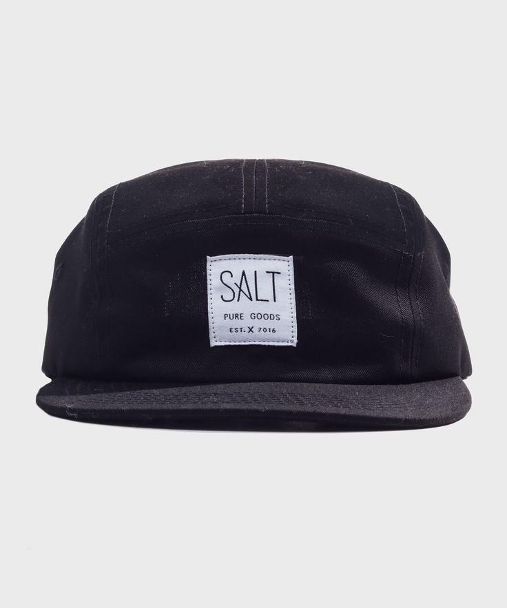 Camp Hat   Black