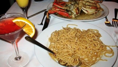 San Francisco's Thanh Long inspired – Garlic Crab & Garlic Noodles. must try this recipe.
