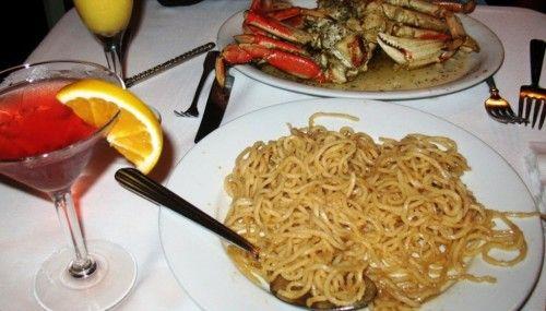 San Francisco's Thanh Long inspired – Garlic Crab & Garlic Noodles. must try this recipe.