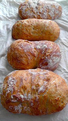 Homemade Artisian Bread-who needs Panera Bread any more!!???