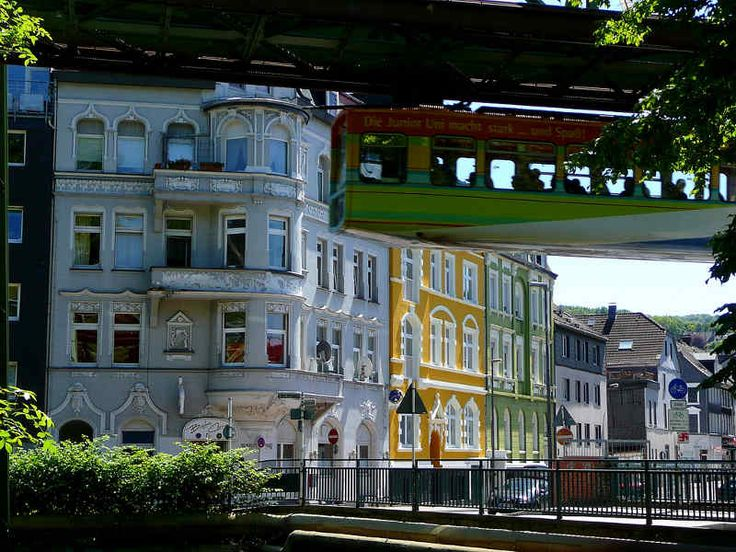 Die 25 besten wuppertal ideen auf pinterest wuppertal for Hausformen in deutschland