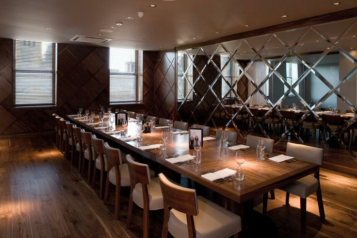 Restaurant and bar designs pictures