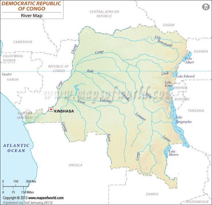 Best River Maps Images On Pinterest Envelope Africa And - Us democracy republic map by county