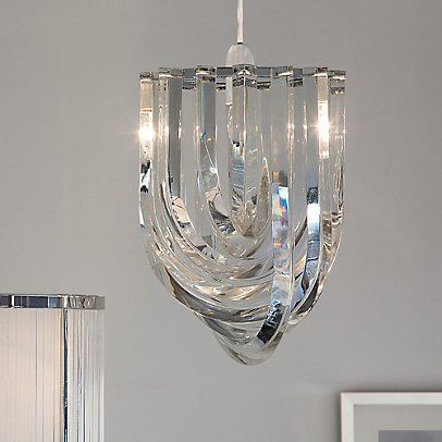 Buy Home Accessories > Lighting > Deco Shade Chandelier from The White Company