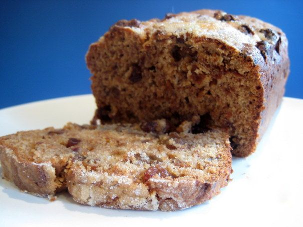 Bara Brith-Welsh tea loaf