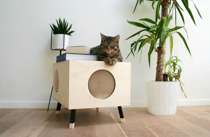 Casinhas criativas para o seu gato | Favorita Planejados
