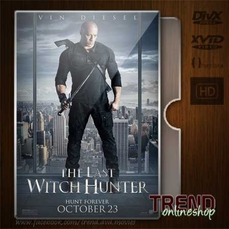 The Last Witch Hunter (2015) / Vin Diesel, Rose Leslie / Action, Adventure, Fantasy / Ind / 1080p | #trendonlineshop #trenddvd #jualdvd #jualdivx