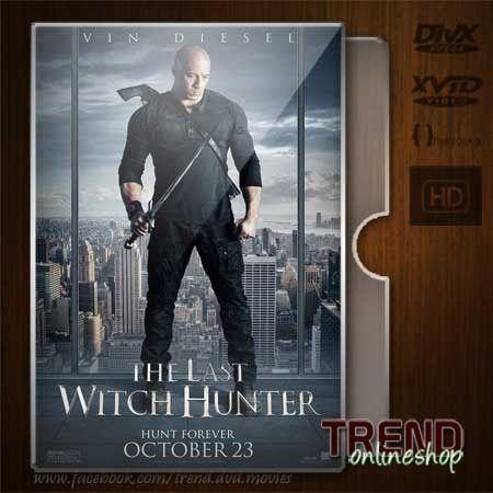 The Last Witch Hunter (2015) / Vin Diesel, Rose Leslie / Action, Adventure, Fantasy / Ind / 1080p   #trendonlineshop #trenddvd #jualdvd #jualdivx