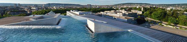 Thermal Baths & Spa Zurich.  add to bucket list.  trust me.