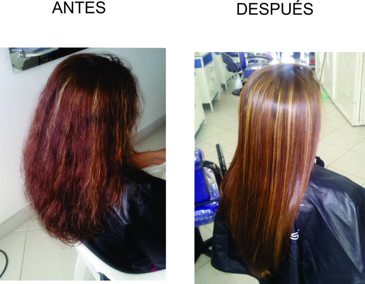 Chocoliss Herbal, liso, suave  y sin frizz