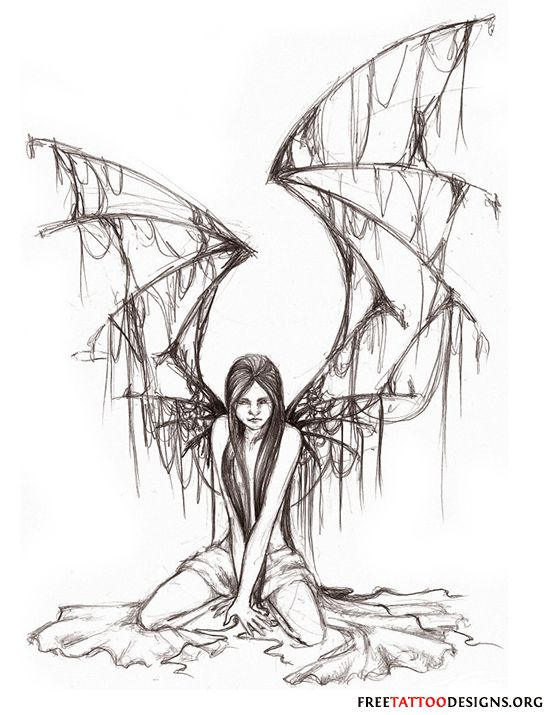 Evil Fairy Drawings You will find 65 more fairy