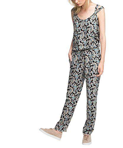 edc by ESPRIT Damen Jumpsuits 076cc1l001