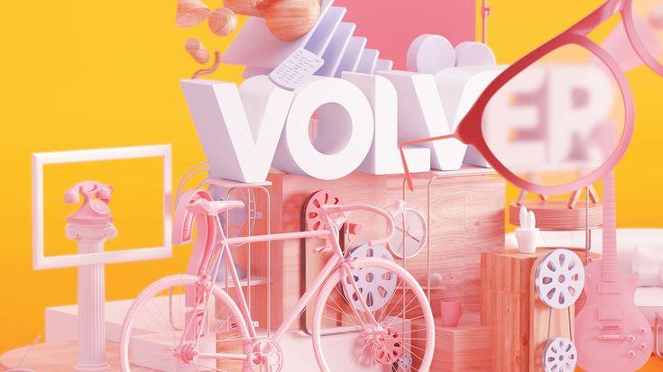 Volver on Behance