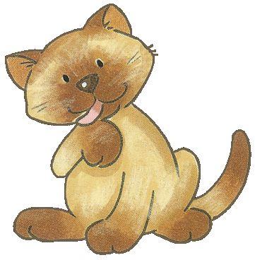 Gatos Para Imprimir Imagenes Y Dibujos Para Imprimir Tovallons
