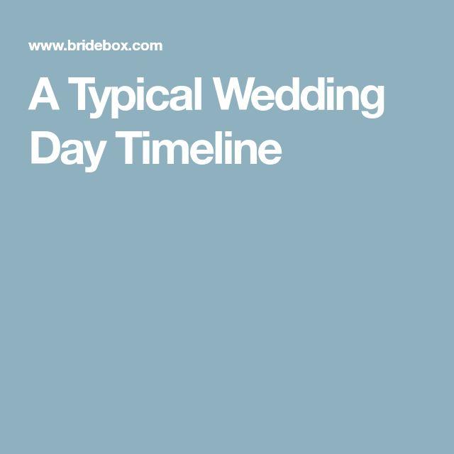The 25+ best Wedding day timeline ideas on Pinterest Wedding day - wedding timeline