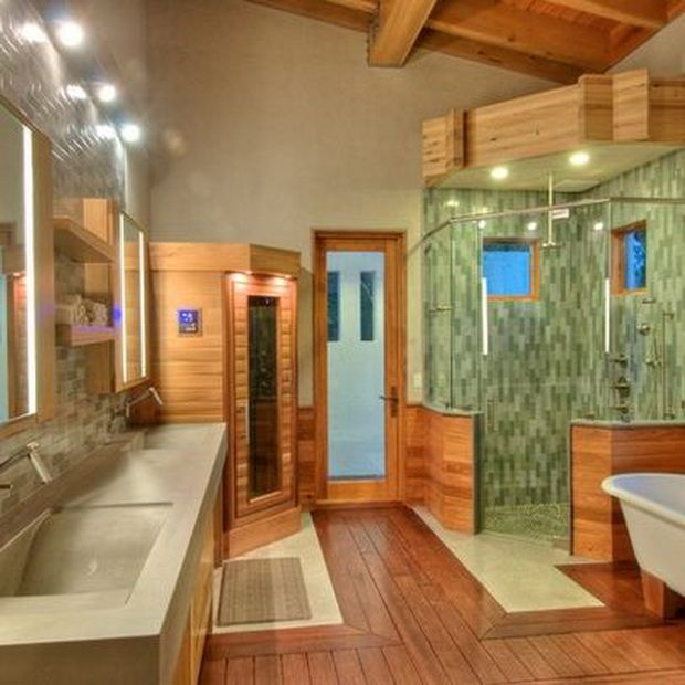 51 Ultra Modern Luxury Bathrooms - The Best Of The Best | RemoveandReplace.com