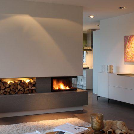 Leidenschaft Beton Behagliche Wärme In Schlichter Eleganz!  Kaminverkleidungen, Feuertische Und Ofenbänke U2013 Mit Unserem