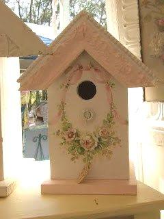 Rita's Birdhouse / Christie's Roses