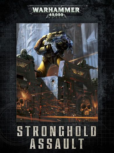 Warhammer 40,000: Stronghold Assault (eBook Edition) - Games...: Warhammer 40,000: Stronghold Assault (eBook Edition) -… #CraftsampHobbies