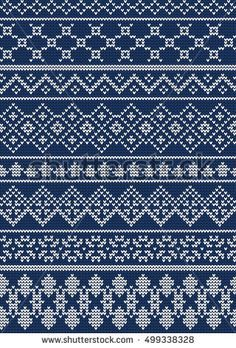 9d9210cdf93b5 Illustration of Ugly sweater seamless Pattern for Design