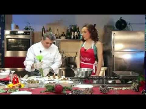 RICETTE CALABRESI NATALIZIE - TURDILLI E PETRALI - YouTube
