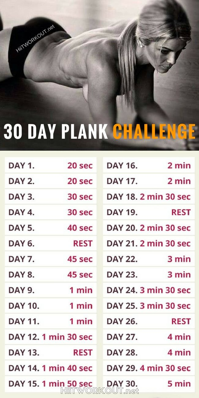 30-day challenge that will bring benefits to your health.
