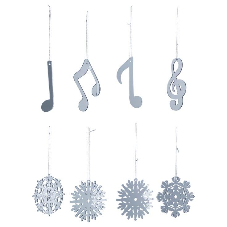 Les 25 meilleures id es de la cat gorie d corations notes de musique sur pinterest d cor de - Lettre decorative ikea ...