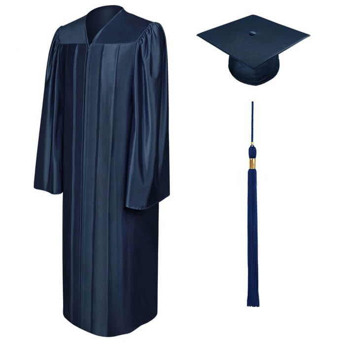 Cheap school uniform, Buy Quality school uniforms for directly from China graduation cap Suppliers: 	Bachelor Shiny Gowns, Caps &Tassels Package			Each package includes a graduation gown, a cap, a tassel & a 2016