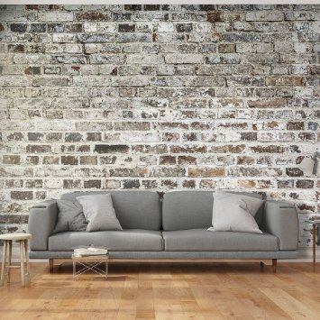 Wallpaper 250x175 cm ! 3 colours to choose - Non-woven - Top - Murals - Wall - Mural - Photo - modern -Brick f-A-0411-a-d: Amazon.co.uk: Kitchen & Home