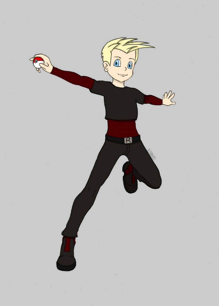 #pokemon #trainer #teamrocket #art #drawing