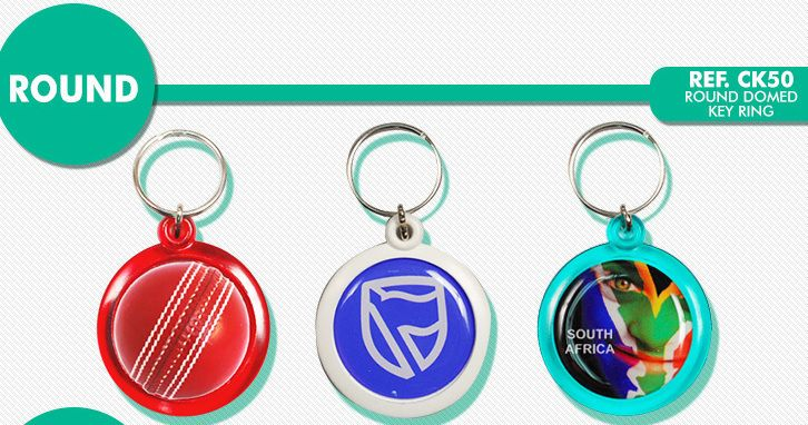 Domed Key Ring, Round shape key ring, CK50 KEY RING, Key Ring made in South Africa.  free branding on key rings. key rings supplied by Best Branding. key rings in Durban, key rings in Gauteng, key rings in Johannesburg, key rings in Cape Town, Key rings in South Africa.