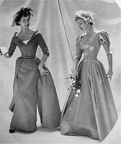 1950s Bridesmaids